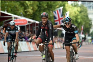 A major result for Adam Blythe and NFTO Racing.