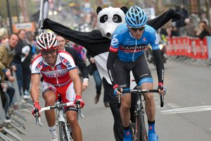 A similar sight could be on the cards again - less Pandas though.