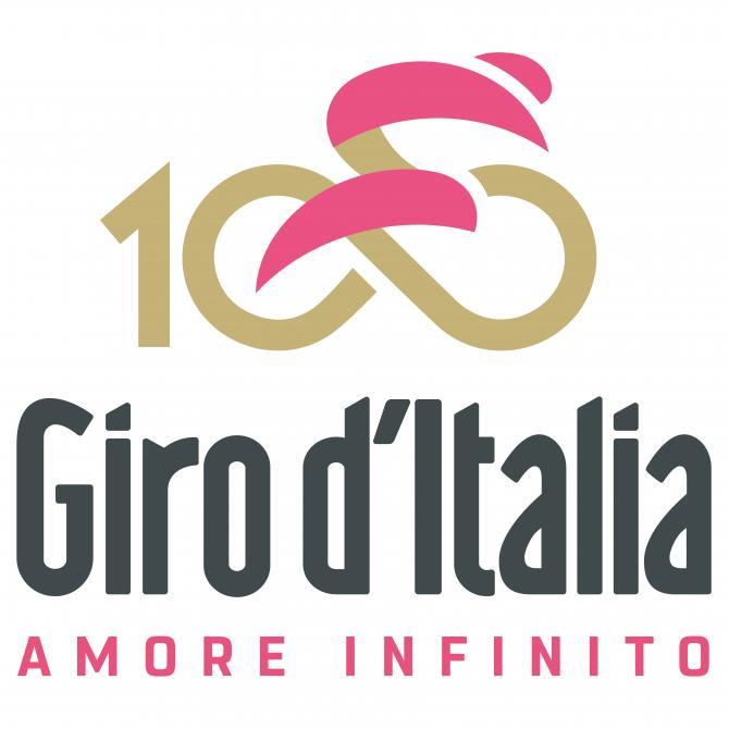 Giro d'Italia 2017 Logo